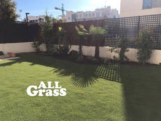Cesped artificial: Jardines de estilo minimalista de Allgrass Solutions