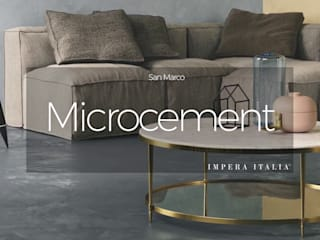 Microcement:   by Impera Italia