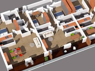 Mehrfamilienhaus in Frechen (Köln) Cramer Architektur Design (CAD)