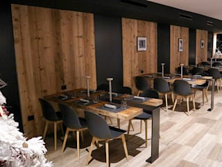 Commercial Spaces by RI-NOVO , Rustic