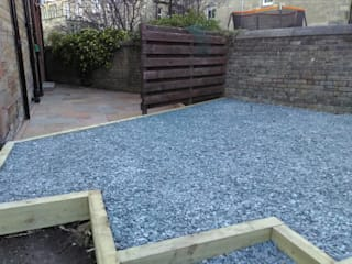 Landscape gardeners in Edinburgh by Colinton Gardening Services - garden landscaping for Edinburgh Rustic