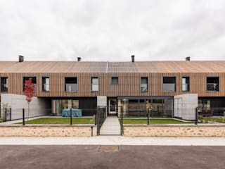 Multi-Family house by EC-BOIS