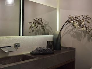 Remodelación baño:  de estilo  por xma studio