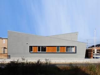 外観: ツジデザイン一級建築士事務所が手掛けた木造住宅です。