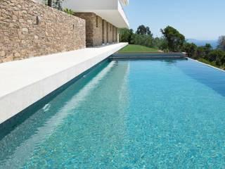 Villa F Cap Nègre par Raphaël Henry-Biabaud Minimaliste