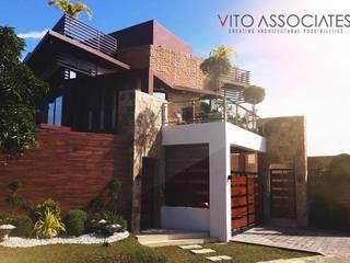 THE HEALING HOUSE :  Single family home by VITO ASSOCIATES
