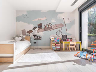 Tarimas de Autor Nursery/kid's room Wood