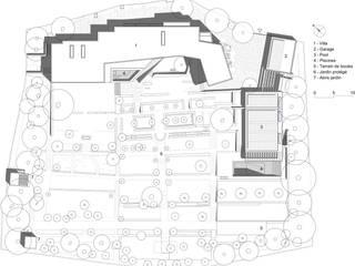 Case in stile  di  MMXI architecture