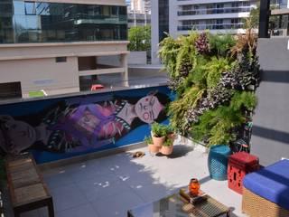 Balcon, Veranda & Terrasse modernes par Studio Elã Moderne
