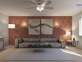 Salas de estar modernas por 'Design studio S-8' Moderno