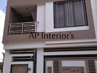 Nhà by Studio An-V-Thot Architects Pvt. Ltd.