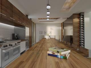 私宅餐廳規畫示意:   by 宏藝設計工作室