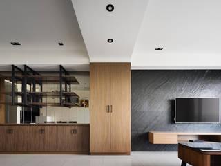 Modern houses by 築室室內設計 Modern
