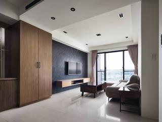 モダンな 家 の 築室室內設計 モダン