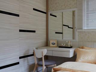 設計反轉格局,造就時尚優雅氣息:  飯店 by 雅和室內設計