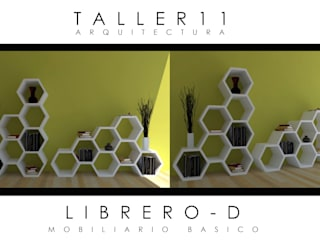 Mobiliario Básico Taller11.mx HogarAccesorios y decoración