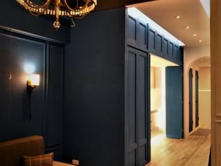 典籍-藍澗 根據 喬克諾空間設計 古典風