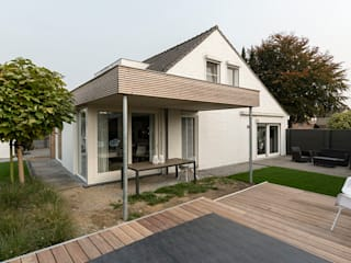 modern Houses by CHORA architecten