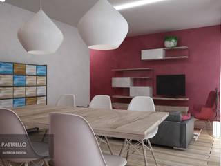 Столовые комнаты в . Автор – SAMANTHA PASTRELLO INTERIOR DESIGN, Модерн
