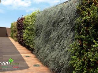 Terrasse von Green Habitat s.r.l.