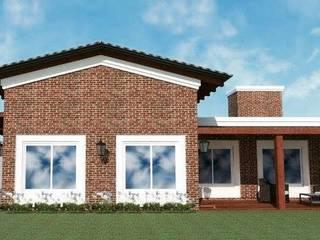 Vivienda Unifamiliar : Casas de estilo  por M2 Arquitectura