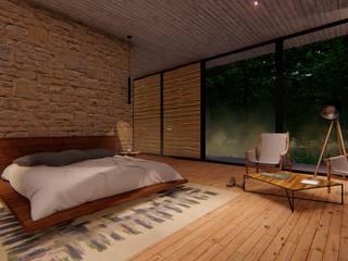 Pavilion K: Casas de estilo  por _ p r o g r a m a