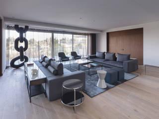 Ruang Keluarga by Concepto Taller de Arquitectura