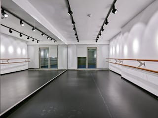 SDMIM Mimarlık Projeler Modern Fitness Odası SDMIM MİMARLIK | ARCHITECTURE Modern