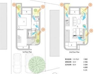 光井戸の家 の Hirodesign.jp