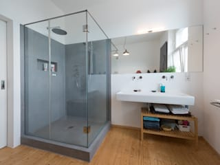 Bäder Grotegut Architekten Moderne Badezimmer
