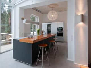 Küchen Grotegut Architekten Küchenzeile