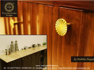 Vasant Kunj Residence: modern  by The Golden Window Designs,Modern