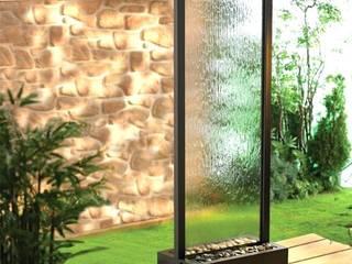 Damla Şelale – Su Perdesi sp6:  tarz Bahçe