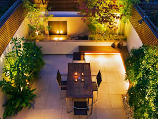 Courtyard garden ideas MyLandscapes Garden Design 庭院