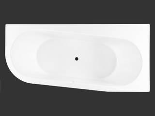 Raumsparwanne Badewanne Alea L T & R Design in 5 Größen erhältlich:   von T&R Design GmbH