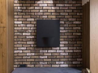 Koridor & Tangga Modern Oleh formativ. indywidualne projekty wnętrz Modern