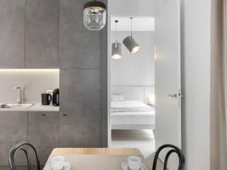 Built-in kitchens by formativ. indywidualne projekty wnętrz
