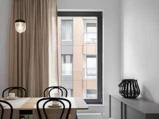 Dining room by formativ. indywidualne projekty wnętrz