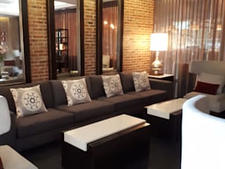 Galeria Sofia Living roomSofas & armchairs Wood Wood effect