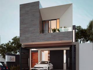 Moderne Häuser von FERAARQUITECTOS Modern
