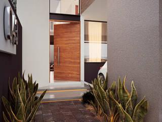Houses by FERAARQUITECTOS, Modern