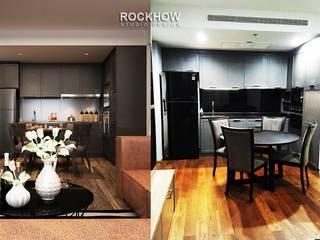 Rockhow Studio Designが手掛けた現代の, モダン