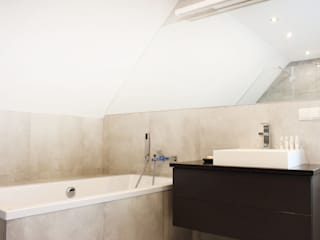 Salle de bain moderne par MK Design Magdalena Kostyra Moderne