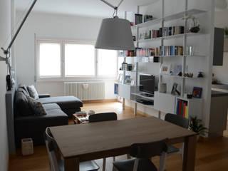 Foto soggiorno: Soggiorno in stile in stile Moderno di IDEASTUDIO