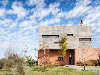 Speziale Linares arquitectos 獨棟房