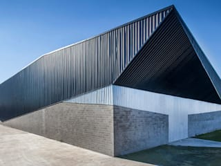 Speziale Linares arquitectos 展覽中心