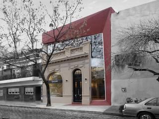 Speziale Linares arquitectos 商業空間
