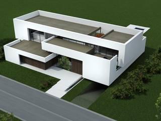 Speziale Linares arquitectos 現代房屋設計點子、靈感 & 圖片