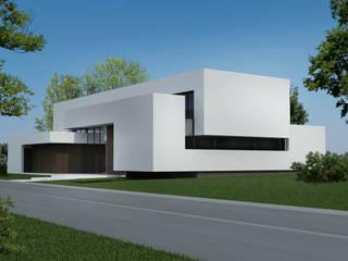 Casas estilo moderno: ideas, arquitectura e imágenes de Speziale Linares arquitectos Moderno