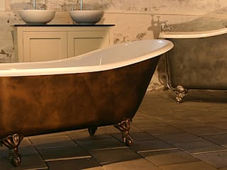 : country Bathroom by Albion Bath Company NL